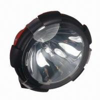 Buy cheap 7-inch Jeep Xenon Off-road Light with 55W Power, Work/Fog/Off-road Light with 3,000 Hours Lifespan product