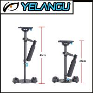 China Portable Carbon Fiber Handheld Steadicam Video Camera Stabilizer on sale