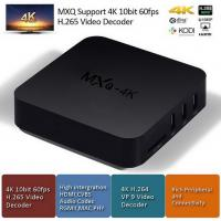 China Great Quality MXQ-4K RK3229 1+8G ,Android TV Box Android 5.1, KODI, DLNA, Google Play Store on sale