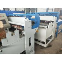Buy cheap CNC Automatic Wire Mesh Welding Machine 5 - 12mm Wire Diameter For Mesh Panel product