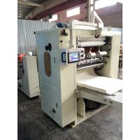 Buy cheap 4 / 5 / 6 Line Hand Towel Paper Folding Machine With Speed 800-1000pcs / Min product