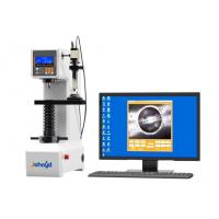 China LCD Computer type Electronic Brinell Hardness Tester with CCD Measuring System and Software on sale