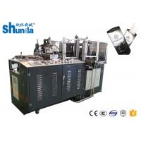 China Large Capacity Paper Tube Forming Machine With Servo Motor Control on sale