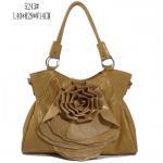 Buy cheap PU stylish designer khaki Ladies Fashion Handbags product