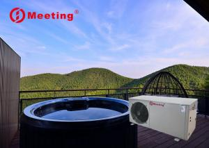 Buy cheap China manufacturer home spa heater swim pool water heater heat pump R32/R410A Meeting MD15D heat pump product