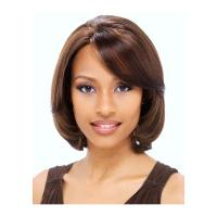 Buy cheap Woman lace wigs, highlights color, 12inches product