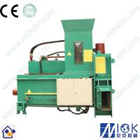 China NKB180 Straw Hydraulic Baler /Rice husk baler machine on sale
