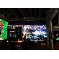 Buy cheap Indoor Video LED Display P4 LED Panel for Concert / TV Station product
