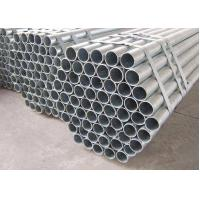 Buy cheap Hot Dipped Seamless Galvanized Steel Pipe ASTM A53 Material Zinc Coated Surface product