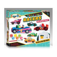 Buy cheap Safe Non - Toxic Plaster Coloring Toy Car For Child Age 5 12 Molds EN71  ASTM product