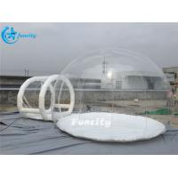Buy cheap 6m Diameter Size Inflatable Bubble Tent ,Inflatable Clear Bubble Tent from wholesalers