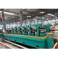 Buy cheap Galvanized Steel Strip Welded Straight / Square Pipe Mill Line ZG50 from wholesalers