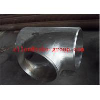 Buy cheap Stainless steel tee ,super duplex uns s32750, UNS S32760, A815 UNSS31803. TEE ,A403 WP321 product