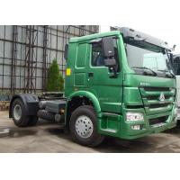 "Buy cheap HOWO 4x2 Prime Mover , 371HP 30T Automatic Tractor Truck 90"" Saddle product"