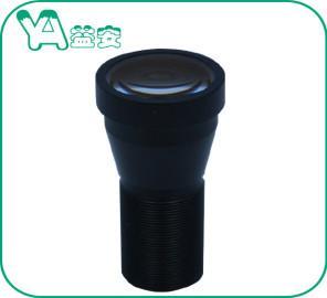Buy cheap 5 Megapixel Surveillance 12mm Cctv Lens M12 Mount 22° DHV Infrared / IR product