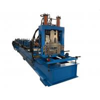 Buy cheap CR12 Cutter Chain Drive C Purlin Forming Machine product