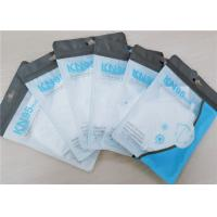 Buy cheap FDA Approved Disposable 3D KN95 Face Mask , Anti Pollution Face Mask Ultra Soft product