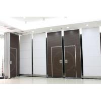 Buy cheap Commercial Furniture Aluminium Sliding Door Office Soundproof Movable Folding Partition Walls from wholesalers