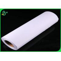 China Plotter CAD drawing paper 80 and 90 grams 24 36 inch 50m 100m lenght with 2inch core on sale