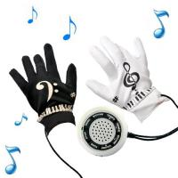 Quality Playable Interactive Piano Hand Music Gloves for sale