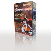 China New product launches Svelte Green Coffee L-Carnitine slimming product Coffee burn fat on sale