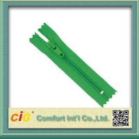 Buy cheap Garment Accessories High Quality Nylon Zipper/Strong Teeth/Good Color Fastness product
