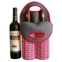 Buy cheap Fortable Wine Bag,Neoprene Bag Pink product