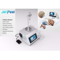 Buy cheap Skin Care Use Jet Peel Facial Machine , Facial Beauty Device Non Invasive from wholesalers