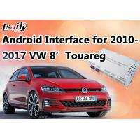"Buy cheap Reverse Camera Android Auto Interface Navigation Box Made for VW Touareg 8"" RNS850 System product"