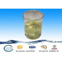 Wastewater Water Decoloring Agent BV / ISO Solid Content ≥50% HS 391190/391400