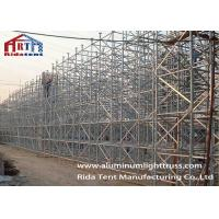 Buy cheap Hot Dip Galvanized Layer Truss , Steel Scaffold LayerSystem Easy Assembly from wholesalers