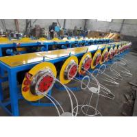 Buy cheap 2.5 - 4.0mm Galvanized Wire Machine Low Noise High Output For Mesh And Barbed Wire product