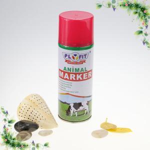 Buy cheap Eco Friendly Acrylic Washable Sheep Marker Spray Tail Paint No Harm To Animal Skin product