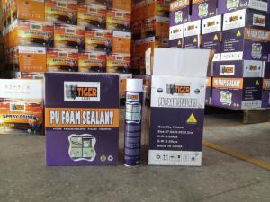Buy cheap 750ml Non Toxic Expanding Foam Waterproof Pu Adhesive Sealant product