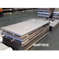Buy cheap ASTM A240 S31254 254SMO Stainless Steel Flat Sheet High Tensile Strength product