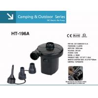 Buy cheap HT-196 DC Electric Air Pump In Camping & outdoor from wholesalers