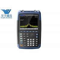 Buy cheap HSA830 9KHz ~ 3.6GHz Portable Spectrum Analyzer 6.5 Inch LCD 6000 MAh Battery from wholesalers