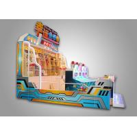 Buy cheap Kids Play Family Friendly Midway Carnival Games Machines For Attractions product