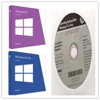 Buy cheap Valid Windows 8.1 Pro Full Version , Win 8.1 Pro License With Multi Language product