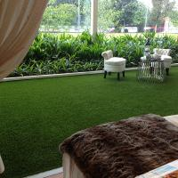Buy cheap Soft PE PP Outdoor Fake Grass For Yard Free Sample Customized Acceptale product