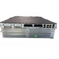 Buy cheap SPE100 3GE Ports Used Cisco Router 3925/K9 2 SFP-Based Ports Optional Firewall product