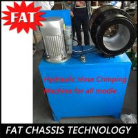 Buy cheap 4000W Hydraulic Hose Crimping Machine For Air Suspension Air Shock Absorber product