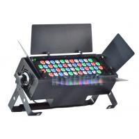 Buy cheap 48x3W RGBW led wash light with barndoor for theatre, events, productions, installation product