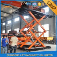Buy cheap Vertical Parking System Car Mini Lift Residential Pit Garage Parking Car Lift product