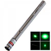 China Steel Green Laser Pointer Pen 30mW 532nm Open-back on sale