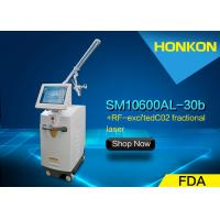 """Buy cheap Air Cooling Fractional Co2 Laser 10600nm Skin Tightening Machine 12.1"""" TFT product"""