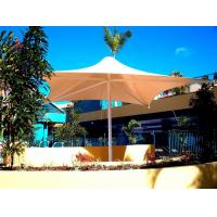 Buy cheap Elegant Umbrella Shade Structures Cantilever Pool Umbrella For Water Park product
