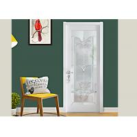 Buy cheap Security Cabinet Door Decorative Glass 3.8 /4 / 4.5 / 4.8 / 5 / 6 / 8 / 10 Mm Toughened product