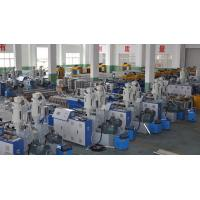Buy cheap Double Wall Corrugated Pipe Extrusion Line , Corrugated Pipe Production Equipment product