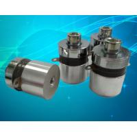 Multi Frequency Ultrasonic Power Transducer 50w 40 Khz For Cleaning Machine